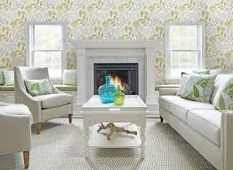 Modern Wallpaper For Living Room Make It Modern With Wallpaper Brewster Home