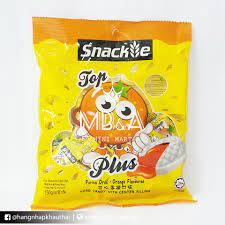 Kẹo trái cây Snackie Top - MB&A Candy & Snack Mini Mart