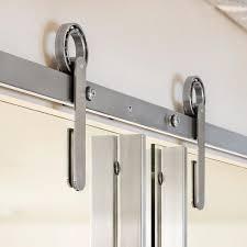 sliding barn doors glass. Copy Of BALDUR Face-Mounted Sliding Door Hardware: Glass Doors Barn