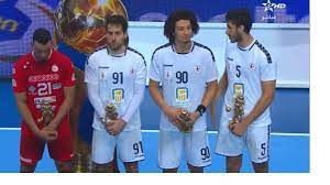 لاعبو منتخب مصر يسيطرون على جوائز بطولة أمم إفريقيا لكرة اليد - بوابة  الشروق - نسخة الموبايل