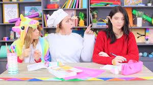 8 diy unicorn school supplies unicorn crafts