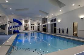 indoor pools in mansions with slides. Modren Mansions Indoor Swimming Pools And In Mansions With Slides O