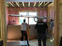 considering installing drywall in your home it s harder than you think