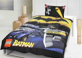 lego batman toddler bed set