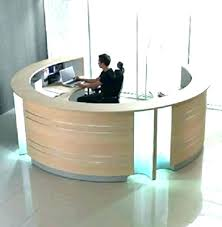 round office table. Half Circle Office Desk Round Wonderful Circular Photographs Full Image For . Table