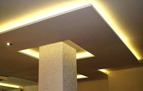 hidden lighting. Hidden Ceiling Lights False Designs With Lighting For Small Architecture Ceilings Rooms And .