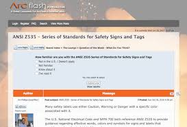 Ansi Z535 Color Chart 50 Top Ansi Z535 Standards Resources Articles Guides More