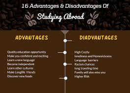 studying abroad advanes and
