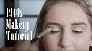 1940s makeup tutorial you