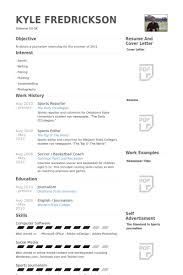 Sports Resume Magnificent Sports Cv Example Canreklonecco