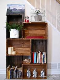 vintage wooden shelving something we whipped uprhsomethingwewhippedupcom vintage wooden crate wall shelves wooden crate shelving something