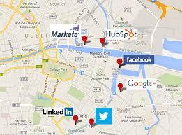 facebook office in dublin. map_dublin_new facebook office in dublin n