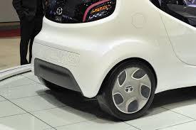 Geneva 2011: Tata Pixel, a Four-Seater City Car Concept for Europe