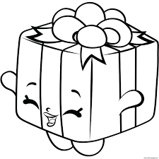 Shopkins Coloring Pages For Free Printable Shopkins Coloring Pages