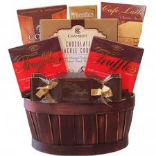 sweet sensation gift basket