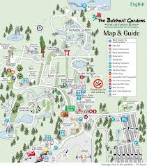 butchart gardens map. Wonderful Butchart We Spent Five Hours Wandering Around Butchart Gardens Tom Consulted The Map  Frequently Because It Was Easy To Get Lost Among Meandering Paths In Gardens Map