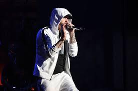 Eminem Returns To No 1 On Artist 100 Chart Thanks To