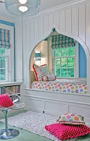 Good Cute Teen Girl Room With Window Bed