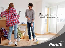 Best Tips For Cleaning Up Your New House Before Moving In