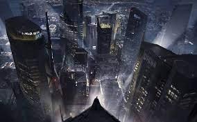 Batman Gotham City 4k New Macbook ...