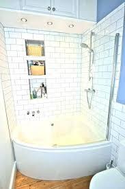 small bathtubs 4 ft bathtub foot shower 6 tub combo impressive corner