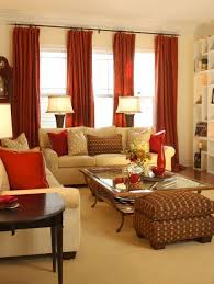 Brown And Red Living Room Ideas Best Decorating Design