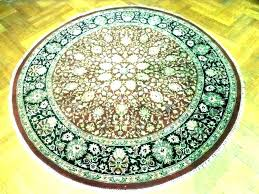 round green rug circular en rug area rugs small round oriental lime for bathroom emerald green