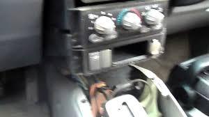 pontiac aztek stereo removal pontiac aztek stereo removal