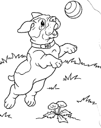 For Kids Printable Puppy Coloring Pages 46 About Remodel Free