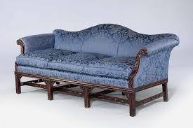 Camel Back Sofa For Sale