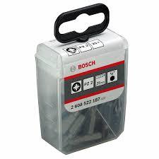 screwdriver bit set bosch. bosch tic tac box 25mm pz2 25pc screwdriver bit set 2608522187 | powertool world