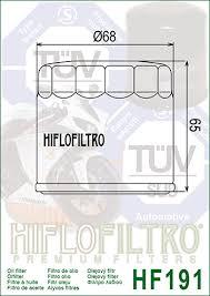 Hiflo Oil Filter Fitment Chart Hiflofiltro Catalogue