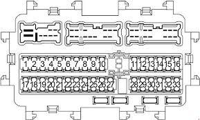 2013 2018 nissan altima fuse box diagram fuse diagram 2013 2018 nissan altima fuse box diagram