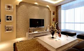 tv room lighting ideas. Living Room LED Background Wall Design Wooden Tv Unit Ideas Recessed Lights Lighting T