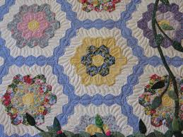 Grandmother's Flower Garden Quilt Pattern