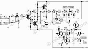 70 watt guitar amplifier red page158 preamplifier circuit diagram 70 watt guitar amplifier preamp