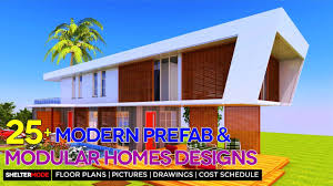 Modular Plans Design 25 Modern Prefab And Modular Homes Design Ideas With Floor Plans Pictures