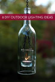 diy outdoor lighting. Roundup: 8 Easy Outdoor Lighting Projects Diy