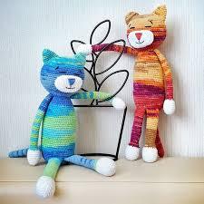Amigurumi Cat Free Pattern