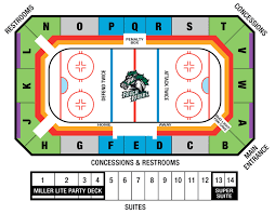 Gamblers Hockey Seating Chart Roughriders Hockey Tickets And Schedules For Cedar Rapids