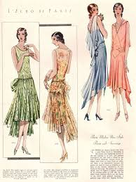what-i-found: Paris Makes <b>New Style</b> Points with Seamings - 1929 ...