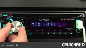 kenwood kdc 355u cd receiver display and controls demo kenwood kdc 355u cd receiver display and controls demo crutchfield video