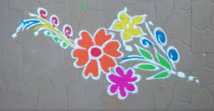 Small Picture Rangoli Designs New Fresh Easy and Simple Pooja Room and