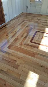 Floors Made From Pallets 14 Best Pallet Floor Images On Pinterest Pallet Wood Flooring