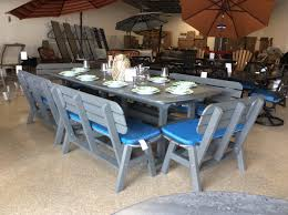 7 Piece Portsmouth Dining Set w Cushions by Seaside Casual