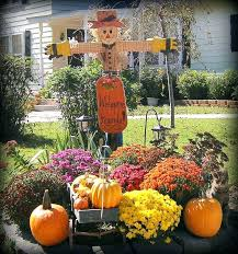 outdoor fall decor outdoor fall decorations le outdoor fall decorating ideas pictures