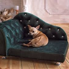 small dog furniture. Wood Dog Bed Raise Luxury Furniture Small