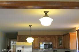 Semi Flush Mount Kitchen Lighting Gold Shoe Girl New House New Kitchen Lights