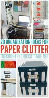 office organization tips. Organization Ideas For Paper | Ideas, Clutter And Organizations Office Tips