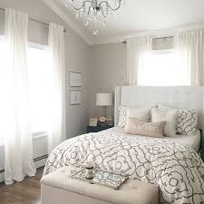 neutral bedroom decor for a glamorous guest bedroom glamour neutral style guestroom